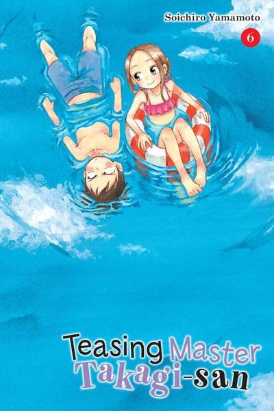 Teasing Master Takagi-san Manga Volume 6