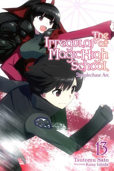 The Irregular at Magic High School Novel Volume 13