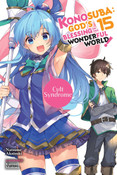 Konosuba God's Blessing on This Wonderful World Novel Volume 15