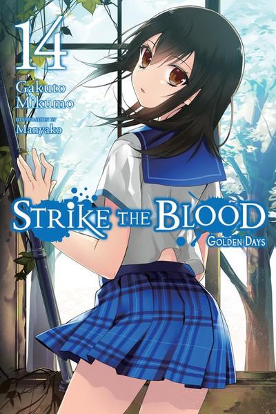 Strike The Blood Novel Volume 14