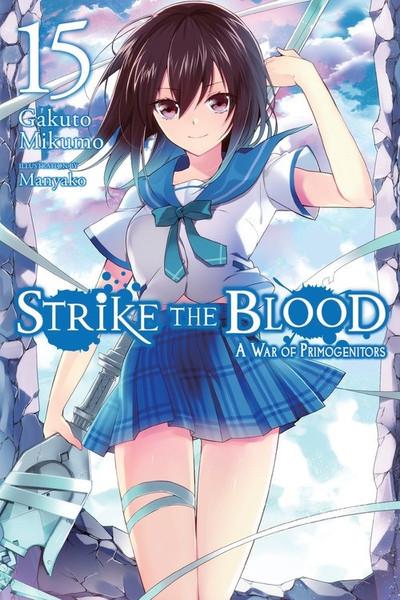 Strike The Blood Novel Volume 15