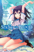 Strike the Blood Novel Volume 17