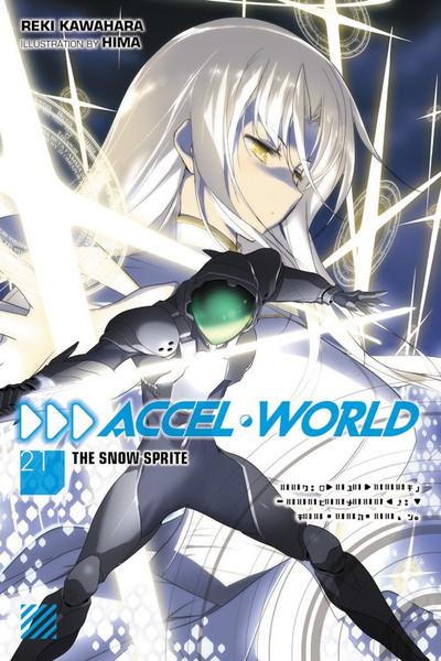 Accel World Novel Volume 21