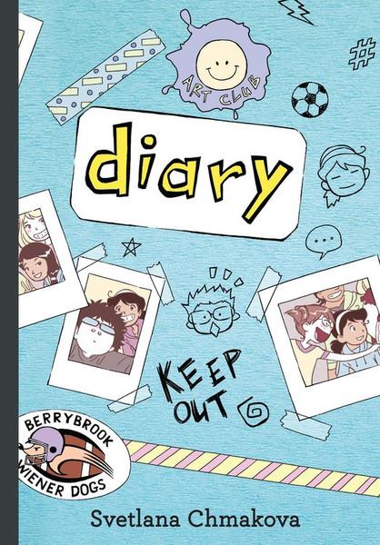 Diary Manga