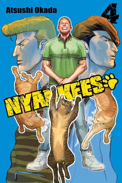 Nyankees Manga Volume 4