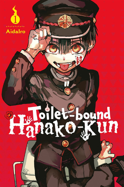 Toilet-Bound Hanako-Kun Manga Volume 1