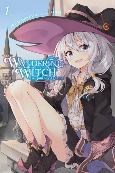 Wandering Witch: The Journey of Elaina Novel Volume 1