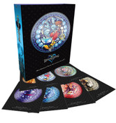Kingdom Hearts Complete Collectors Edition Novel (Hardcover)