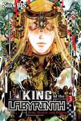 King of the Labyrinth Novel Volume 3 (Hardcover)