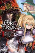 Orc Eroica Novel Volume 1
