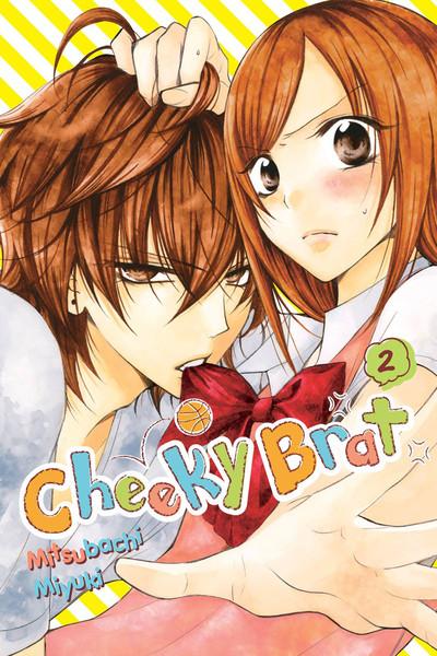 Cheeky Brat Manga Volume 2