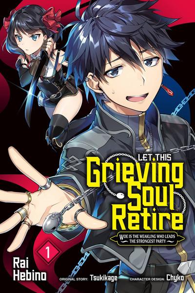 Let This Grieving Soul Retire Manga Volume 1