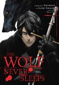 The Wolf Never Sleeps Manga Volume 1