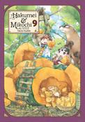 Hakumei and Mikochi Tiny Little Life in the Woods Manga Volume 9