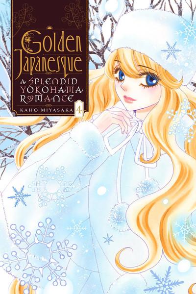 Golden Japanesque A Splendid Yokohama Romance Manga Volume 4