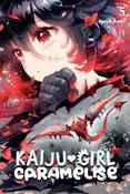 Kaiju Girl Caramelise Manga Volume 5