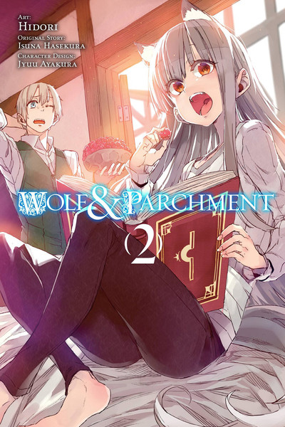 Wolf and Parchment New Theory Spice and Wolf Manga Volume 2