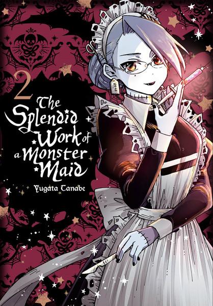The Splendid Work of a Monster Maid Manga Volume 2