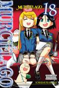 Murcielago Manga Volume 18