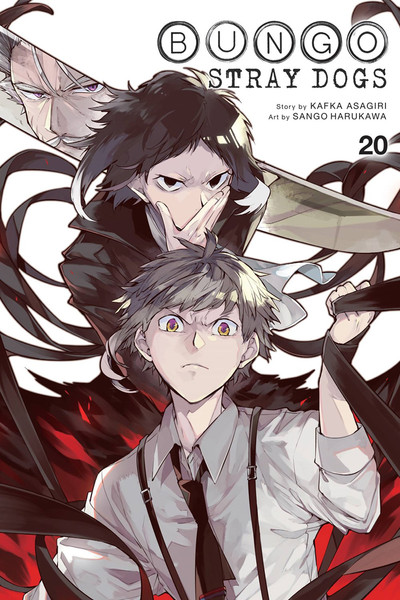 Bungo Stray Dogs Manga Volume 20