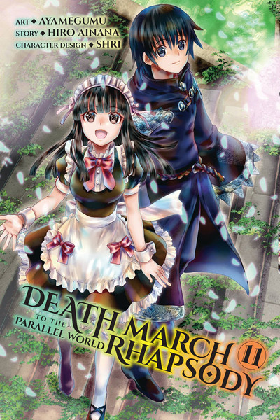 Death March to the Parallel World Rhapsody Manga Volume 11