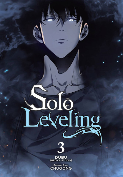 Solo Leveling Graphic Novel Volume 3 (Color)
