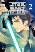 Star Wars Rebels Manga Volume 2