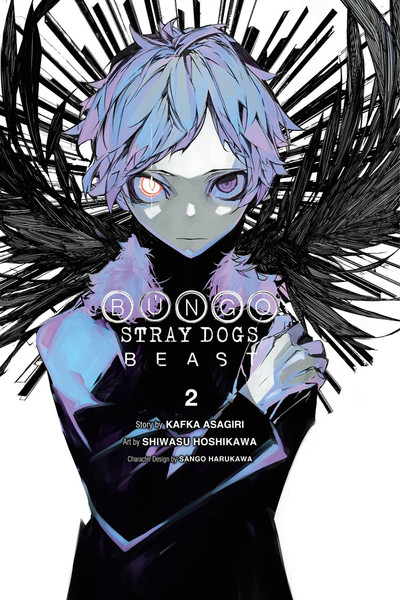 Bungo Stray Dogs Beast Manga Volume 2