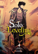 Solo Leveling Graphic Novel Volume 4 (Color)
