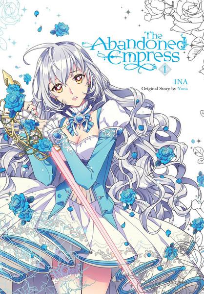 The Abandoned Empress Graphic Novel Volume 1