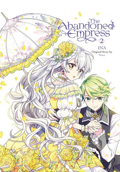 The Abandoned Empress Graphic Novel Volume 2