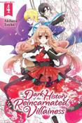 The Dark History of the Reincarnated Villainess Manga Volume 4