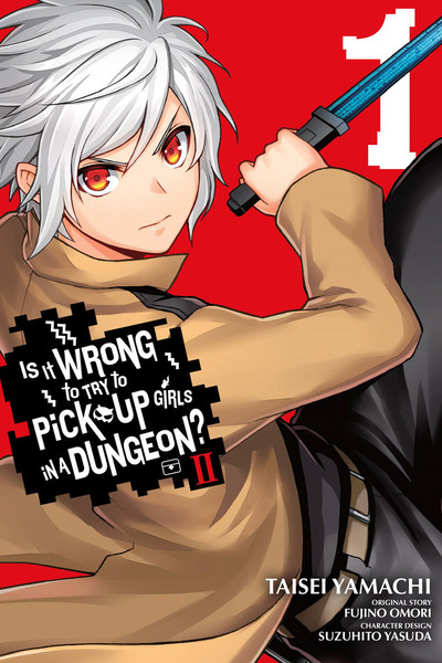 Is It Wrong to Try to Pick Up Girls in a Dungeon? II Manga 1