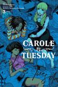 Carole and Tuesday Manga Volume 3