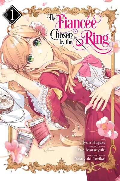 The Fiancee Chosen by the Ring Manga Volume 1