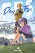 Days on Fes Manga Volume 4
