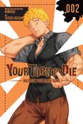 Your Turn to Die Majority Vote Death Game Manga Volume 2