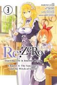 ReZERO Starting Life in Another World Manga Chapter 4 Volume 3