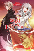 Wolf and Parchment Novel Volume 6