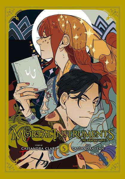 The Mortal Instruments Graphic Novel Volume 5