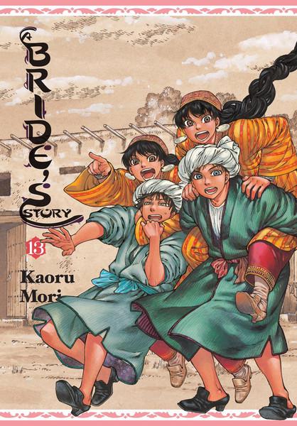 A Brides Story Manga Volume 13 (Hardcover)