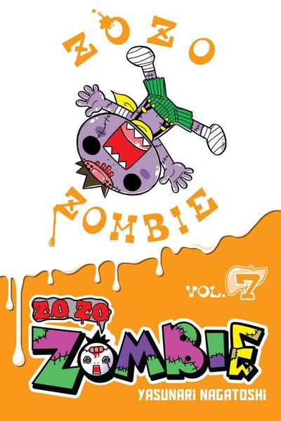 Zo Zo Zombie Manga Volume 7