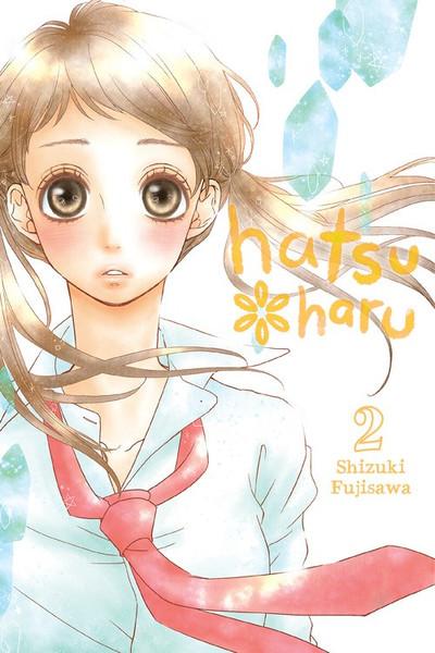 Hatsu*Haru Manga Volume 2