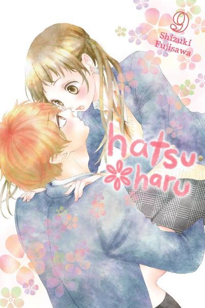Hatsu*Haru Manga Volume 9