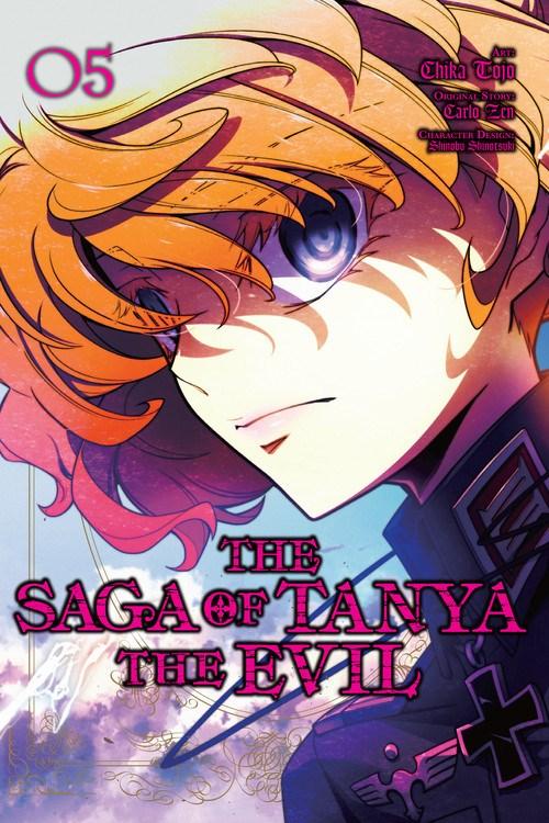 ISBN 9781975353759 product image for The Saga of Tanya the Evil Manga Volume 5 | upcitemdb.com