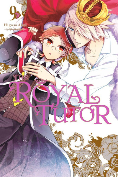 The Royal Tutor Manga Volume 9