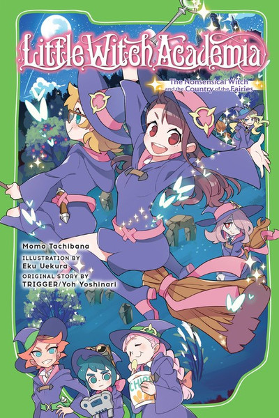Little Witch Academia Novel