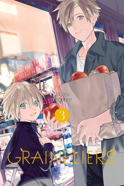 Graineliers Manga Volume 3