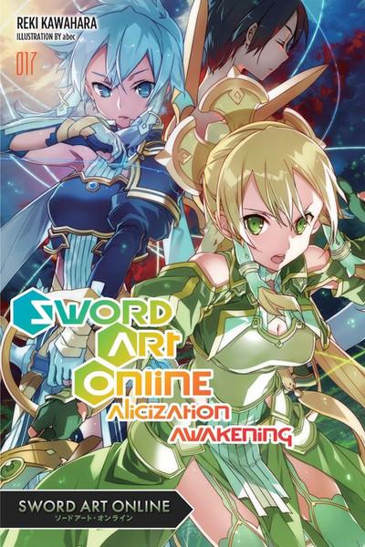 Sword Art Online Novel Volume 17
