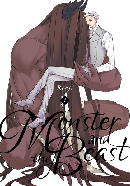 Monster and the Beast Manga Volume 1